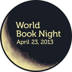 World Book Night Logo 2013