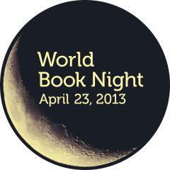 World Book Night Logo 2013