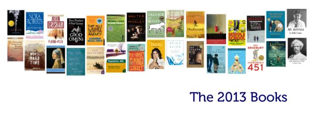 World Book Night Books 2013
