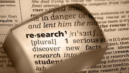 Research Is Discovering New Facts