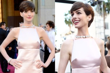 Anne Hathaway is lovely