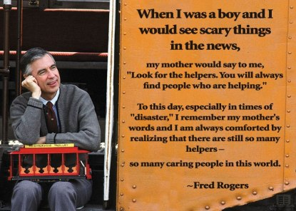 Mr. Rogers So Many Helpers
