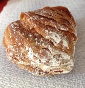 Sfogliatelle from Nicolo's