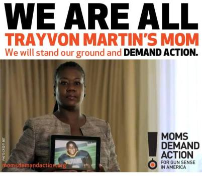 Moms Demand Action - Trayvon's Mother