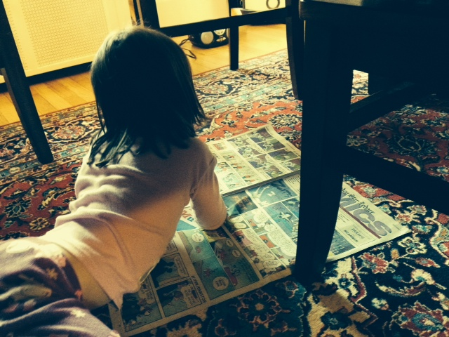 Paper Reader in Training