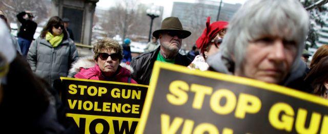 Colorado Gun Violence