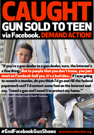 Facebook and Guns