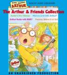 The-Arthur-and-Friends-Collection-Marc-Brown-unabridged-compact-discs-Listening-Library